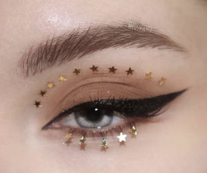 makeup, beauty, and stars image