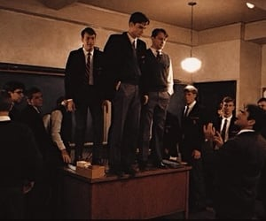 dead poets society, dark academia, and movie image