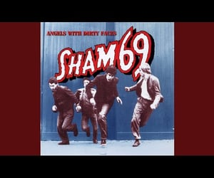video, sham 69, and angels with dirty faces image