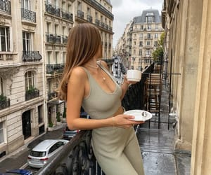 cup of coffee, fashion, and morning coffee image