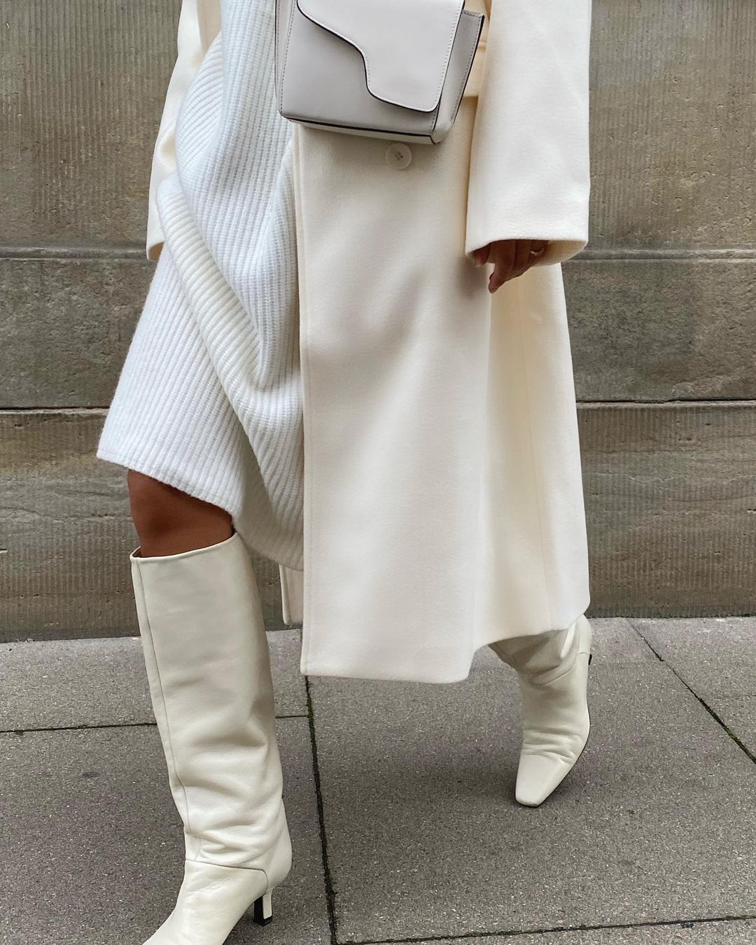 blogger, Jimmy Choo, and outfit image
