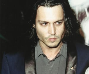 depp, johnny, and johnny depp young image