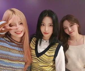 kpop, hayoung, and jisun image