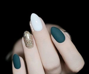 glitter, green, and white image