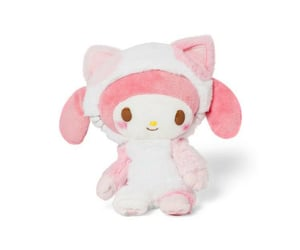 cat, hello kitty, and my melody image