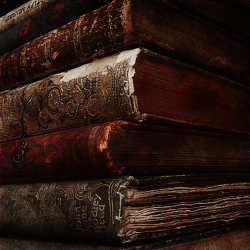 aesthetic, books, and autumn image