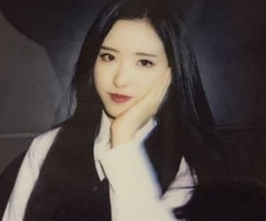 polaroid, scans, and hyejoo image