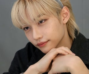 felix, kpop, and skz image