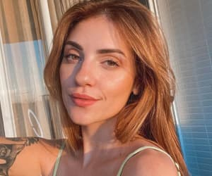 beauty, fashion, and sunlight image