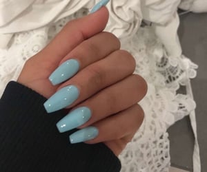 beauty, manicure, and nailart image