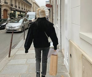 beige, france, and thinspo image