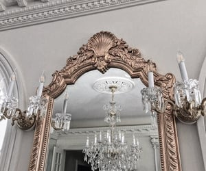 mirror, decor, and aesthetic image