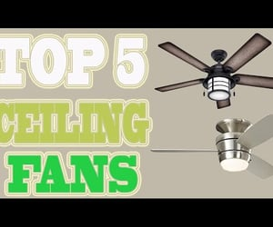 ceiling fan, ceiling fans, and ceiling fans with light image