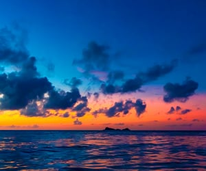 sundown, sunsets, and travel pics image
