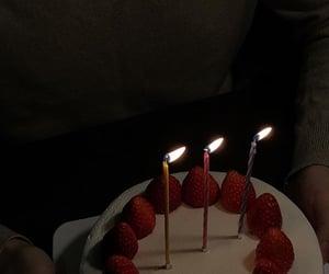 birthday, cake, and sweet image