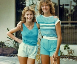 80s, fashion, and vintage image
