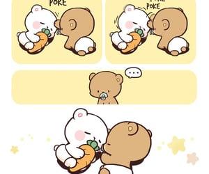 cutest ever, kawaii bear, and cute fluff image