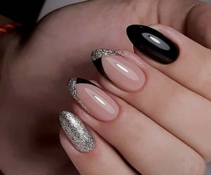 nail polish, pink, and طلاء اظافر image
