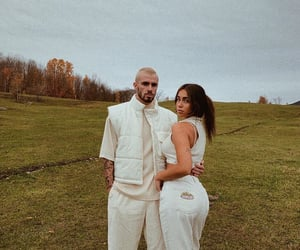 couples, love, and claudia tihan image