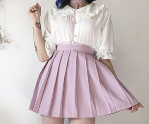 aesthetic, fashion, and cute image