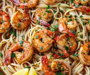 bbq, shrimp, and cajun image