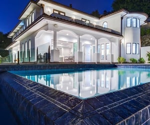 home, mansion, and nice image