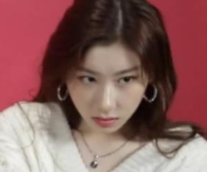 chaeryoung, icon, and itzy image