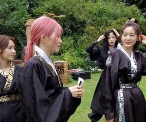 kpop, gyuri, and hayoung image