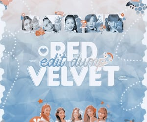 edit, red velvet, and yeri image
