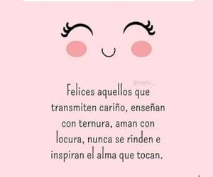 alma, amor, and feliz image