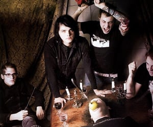gerard way, mikey way, and my chemical romance image