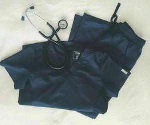 black, blue, and medicine image