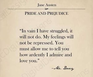 pride and prejudice, difficult love, and perfect lover image