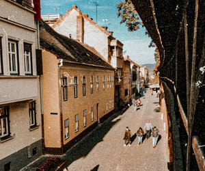 beautiful, sunny day, and sibiu image
