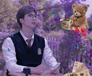 bts, bts soft edits, and kim namjoon image