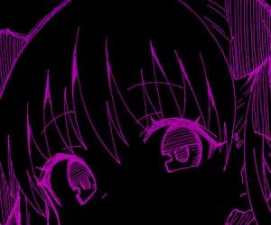 anime girl:р