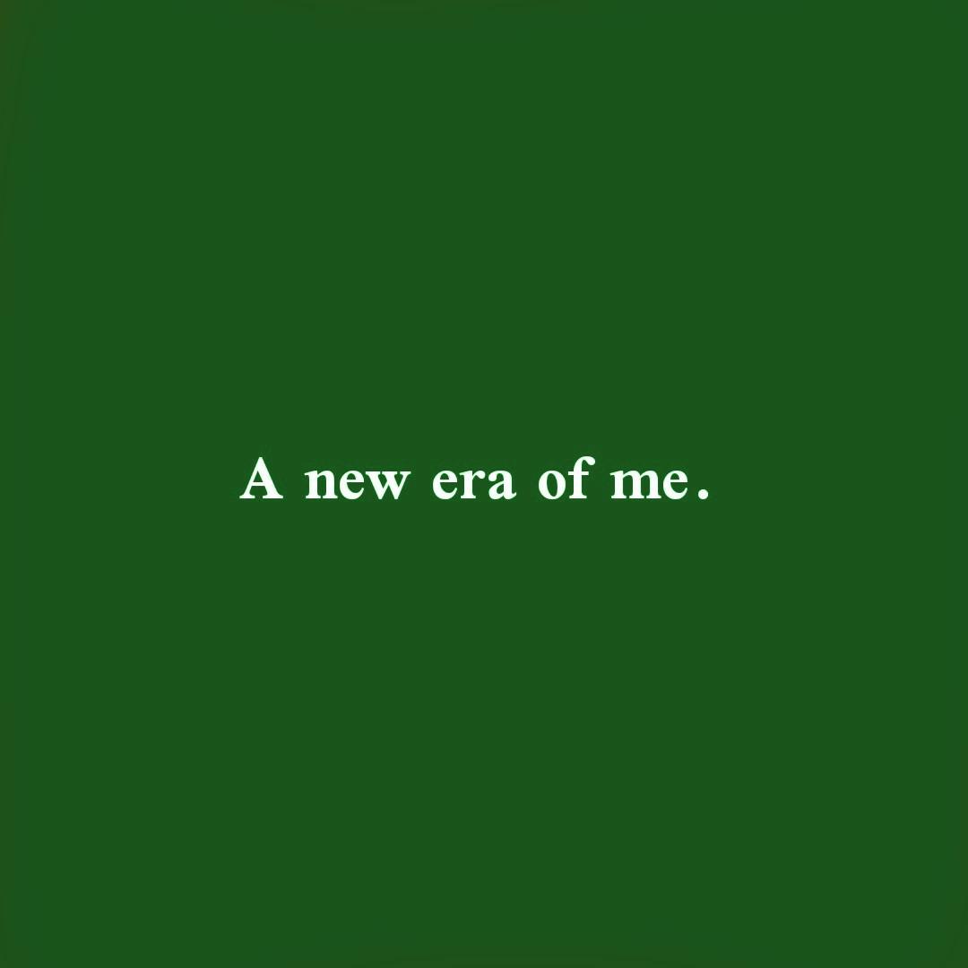era, green, and me image