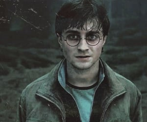 aesthetic, dark, and harry potter image