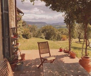 garden, world, and panorama image