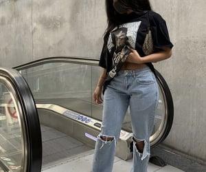 beauty, fashion, and streetwear image