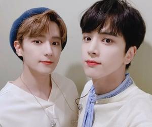kim younghoon, the boyz, and hyunjae image
