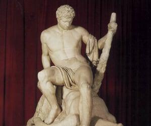 london, minotaur, and greek mythology image