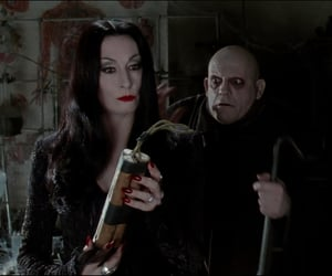 90s, the addams family, and autumn image