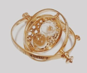 harry potter, time turner, and aesthetic image