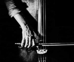 blackandwhite, photography, and hands image