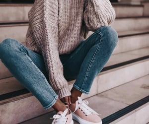 clothes, outfits, and sweter image