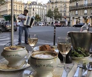 city, lux, and paris image