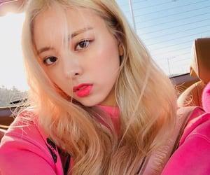 kpop, shin yuna, and blonde image