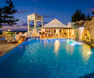 Caribbean, beach vacation, and turks and caicos image