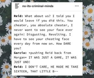 bau, criminal minds, and penelope garcia image
